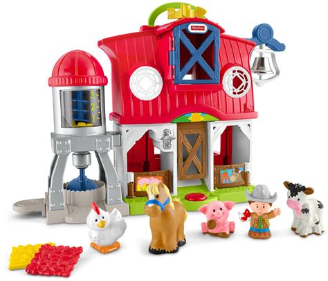 Fisherprice Littlepeople fisher price caring for animals