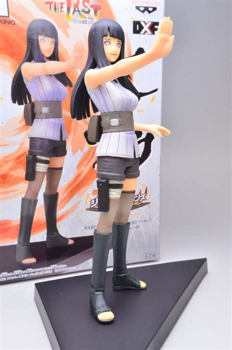 Figure Pvc Shinobi Relation Hinata banpresto shippuden dxf shinobi relations sp