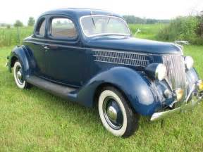 1936 ford 68 5 window coupe restoration transportation