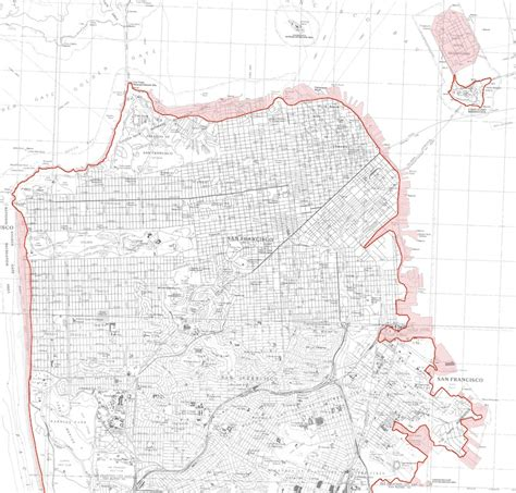 san francisco inundation map what would really happen if a tsunami hit the bay area