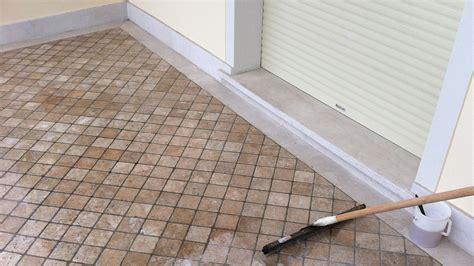 impermeabilizzazione terrazze esistenti stunning guaine liquide per terrazzi gallery idee