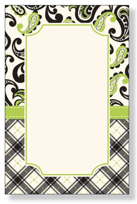 bookplate template bookplates templates clipart best
