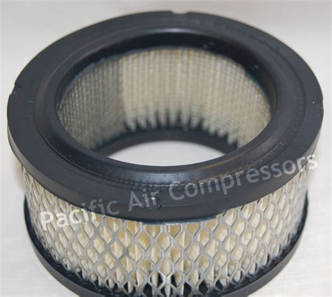 rolair 431 air filter intake element air compressor parts pacific air compressors