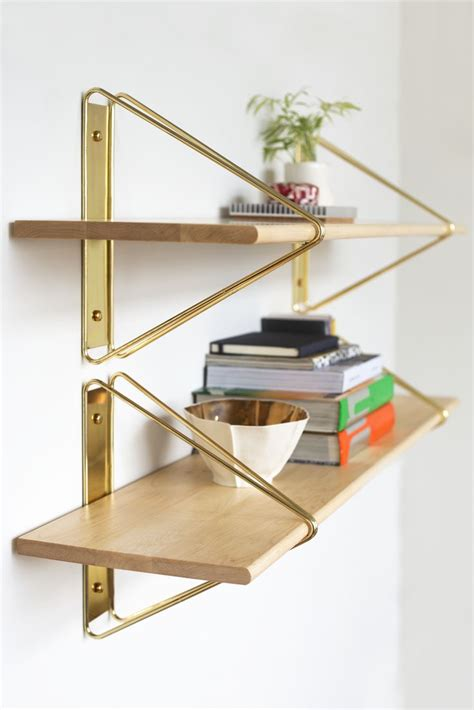 modern wall mounted shelving 1000 ideas about wall mounted shelves on wall
