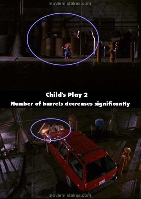 chucky movie mistakes child s play 2 movie mistake picture 23