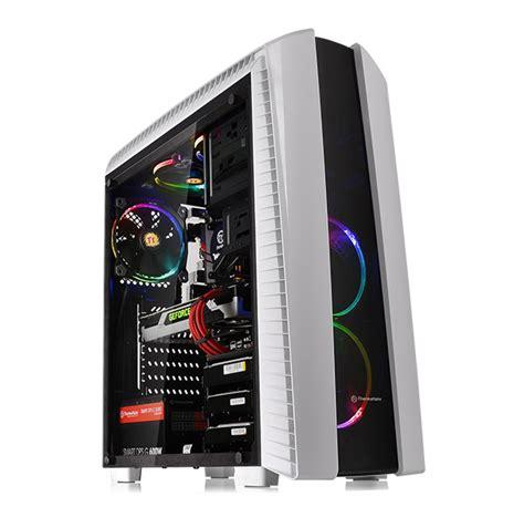 Digital Alliance N8 Black Transparent Window Mid Tower Gaming Chassis thermaltake global versa n27 snow