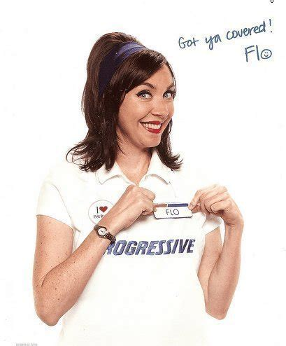 flo progressive quot flo quot in the progressive commercials