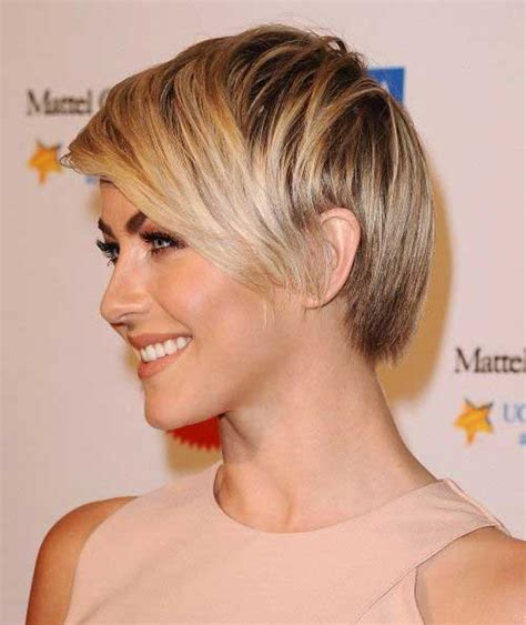picture of juillian hough chop bob hair 25 straight short hairstyles 2014 2015 short