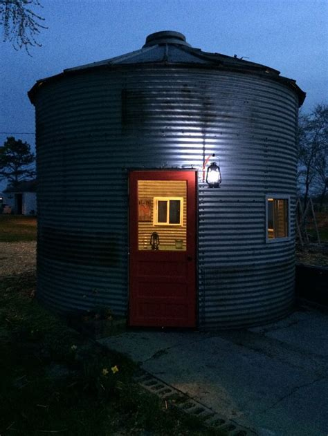Grain Bin Shed by 11 Best Grain Bins Images On Grain Silo