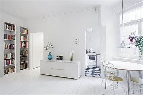 white apartment minimalist d 233 cor the right way to make your living space