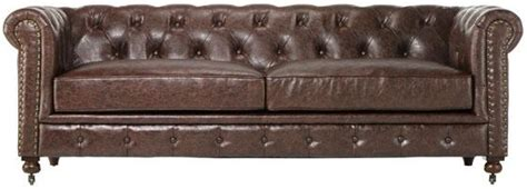 Copy Cat Chic Restoration Hardware Kensington Gordon Tufted Sofa