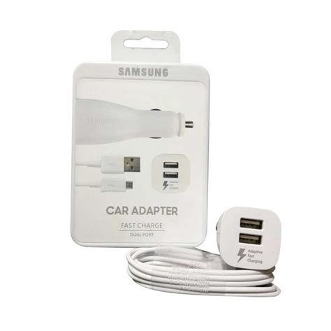 Charger Samsung 15w S6s6edge Original 100 Fast Charging jual samsung original car charger for samsung galaxy a7