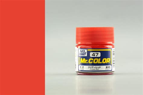 Mr Color Clear Gx102 mr color clear eduard store
