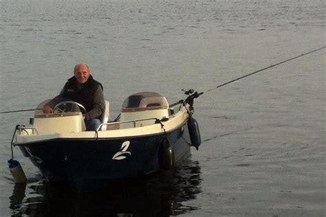 visboot huren visboot console motorboot huren friesland