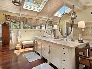 How To Hang A Vanity Mirror 45 Modern Bathroom Interior Design Ideas