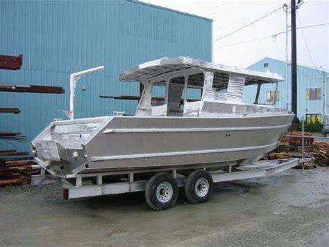 aluminum boats designs 29 ft alaska sportsfisher 936 aluminum boat plans