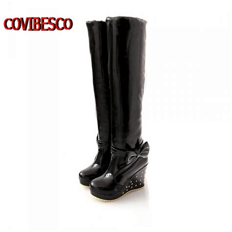 get cheap knee high boots aliexpress