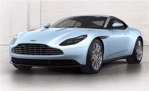 Build Your Own Aston Martin by You Can Now Build Your Own Aston Martin Db11 187 Autoguide
