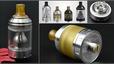 Vandy Finder Vandy Vape Berserker Mtl Rta Inspired By Alex From