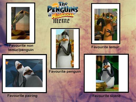 Penguins Of Madagascar Meme - penguins of madagascar meme by pomcookie on deviantart
