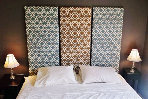 batting for headboard 25 best ideas about diy fabric headboard on pinterest