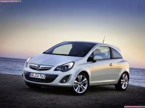 Vauxhall Corsa 1 2 2003 Opel Corsa 1 2 2003 Auto Images And Specification