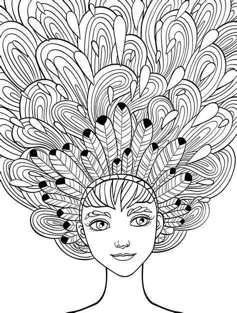 10 crazy hair adult coloring pages page 3 of 12 nerdy 10 crazy hair adult coloring pages page 4 of 12 nerdy