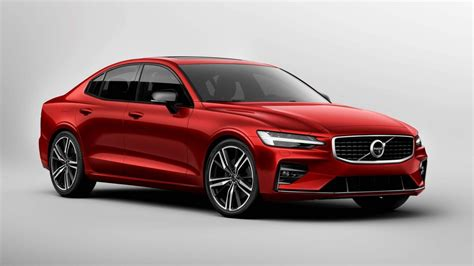 new 2019 volvo s60 all new 2019 volvo s60 officially revealed