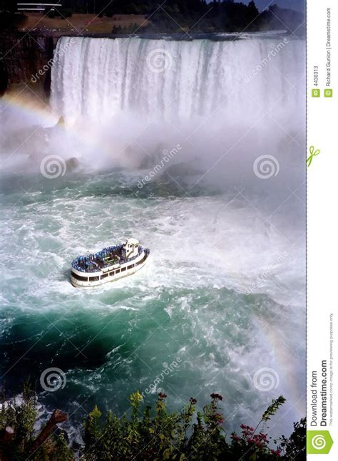 niagara falls boat tour price maid of the mist tour boat stock photos image 4430313