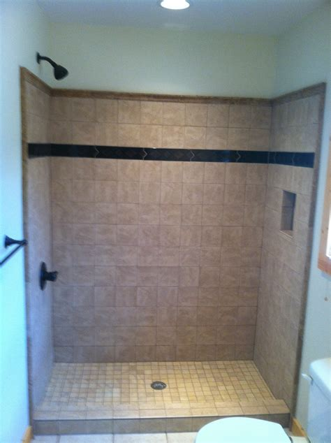 Bathroom Shower Tile Installation How To Install Bathroom Shower Tile Room Design Ideas