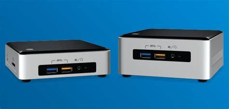 Mini Pc Intel Nuc Kit Nuc6i5syh Sw1 I5 Skyle intel nuc mini pcs now are equipped with skylake processor androidtvbox eu