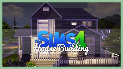 4 family homes the sims 4 house building 1 small family home youtube