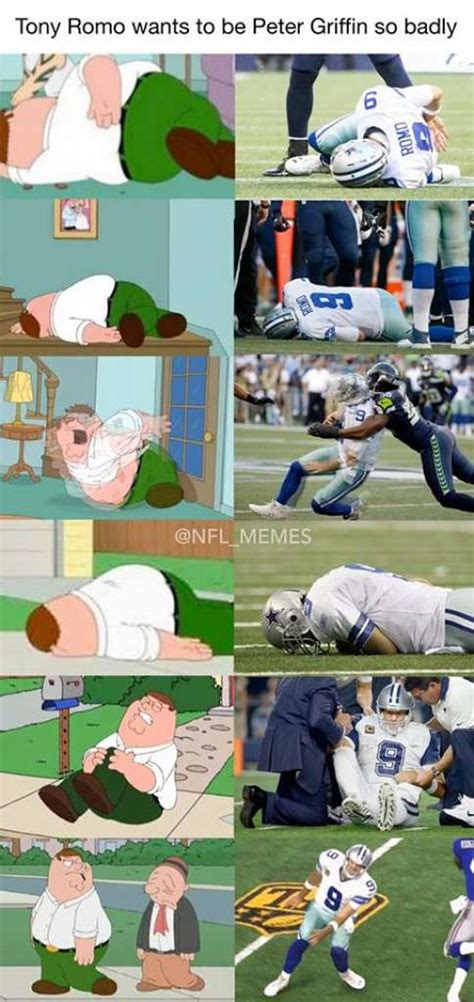 tony romo injury meme tony romo back meme www imgkid the image kid has it