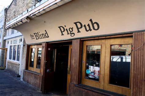 pig pub blind pig pub