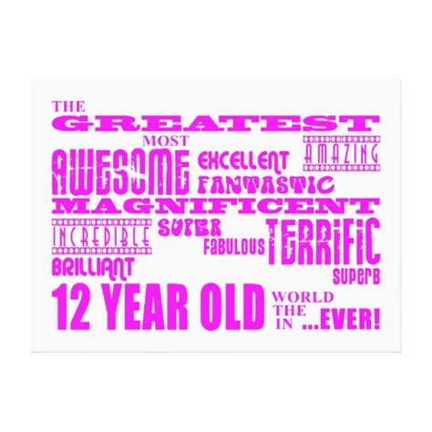 Happy 12th Birthday Quotes 12 Year Old Birthday Quotes Quotesgram