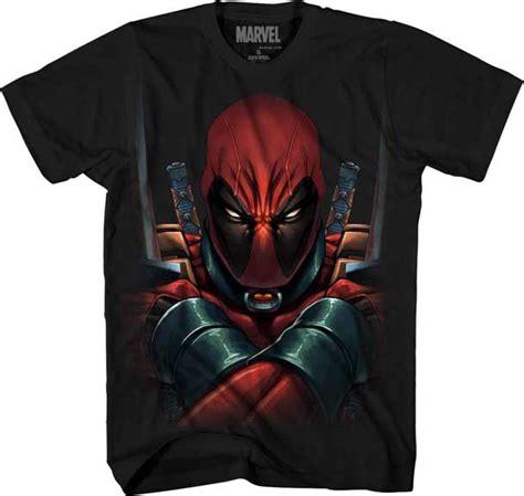 Tshirt Deadpoll New deadpool dead t shirt ebay