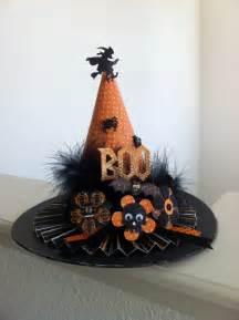 Papier Mache Halloween Decorations Halloween Witch Hat Paper Mache Decoration