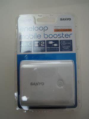 Power Bank Eneloop sanyo eneloop mobile booster kbc l2s 171 lesterchan net