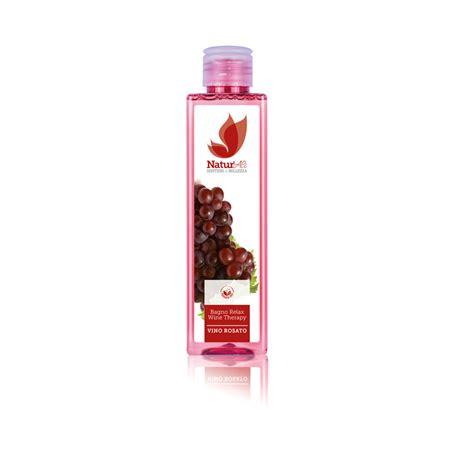 bagno relax bagno relax wine terapy rosato bio