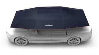 Car Cover Umbrella Lanmodo Auto Portable Car Umbrella