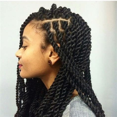 ebay real hair braids for each side or part 1204 best images about braids 164 twist natural hair
