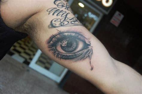 eye tattoo for arm arm realistic eye tattoo by jh tattoo