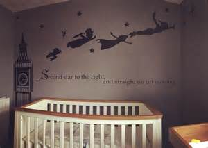 Boy Nursery Wall Stickers 1000 ideas about neverland nursery on pinterest peter