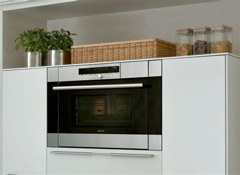 wolf kitchen appliances 6 tech savvy kitchen appliances for a contemporary look
