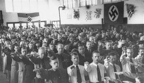 h inmigrantes alemanes al sur de chile megapost archivos perdidos nazis chilenos 1933 1945