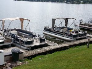 fishing boat rentals west michigan lake country marina rentals