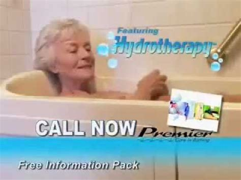 bathtub commercial premier care in bathing walk in bathtub commercial youtube