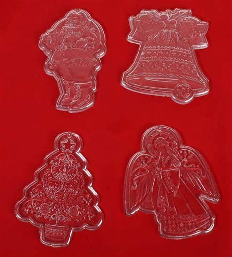 clear acrylic christmas ornaments christmas ornaments