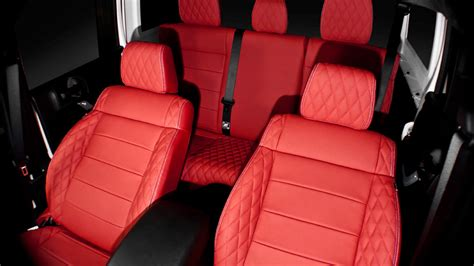 quilted leather seats jeep jeep wrangler 2 8 diesel 4dr ctc cj300 by kahn