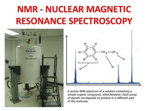 Nuclear Magnetic Resonance nmr nuclear magnetic resonance spectroscopy